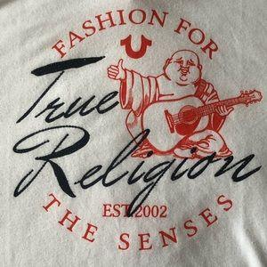True Religion Tops - True Religion Tee
